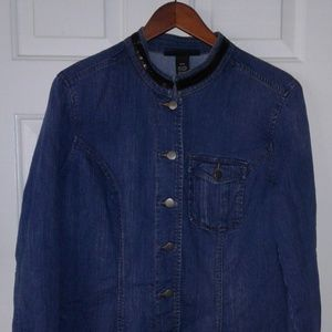 Venezia Lane Bryant Denim Jacket